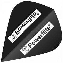 Powerflite Flights - Sort Kite