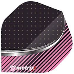 Metrixx Flights Standard 2, Pink/sort