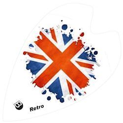 Retro Flights - Union Jack