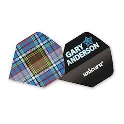 Unicorn Authentic Gary Anderson Scottish Flights
