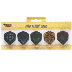 Shot No. 6 Flights 5-pack