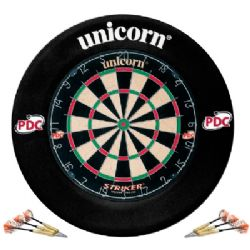 Unicorn PDC Striker Home Dart Surround Set